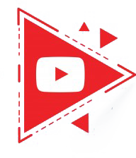 Icone de Rede Social Youtube